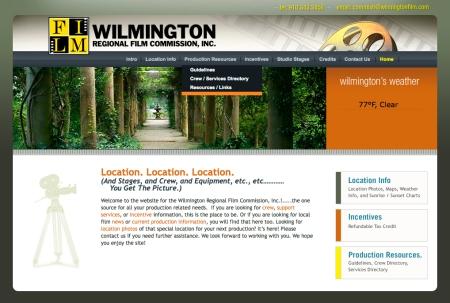 Wilmington Regional Film Commission