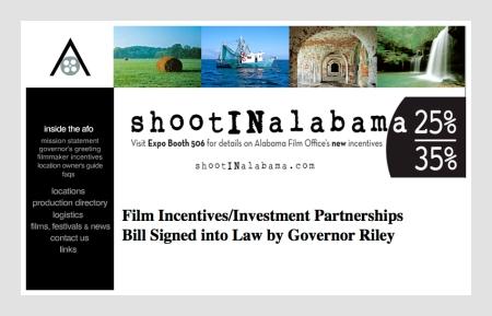 Alabama Film Office