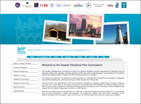 The Greater Cleveland Film Commission