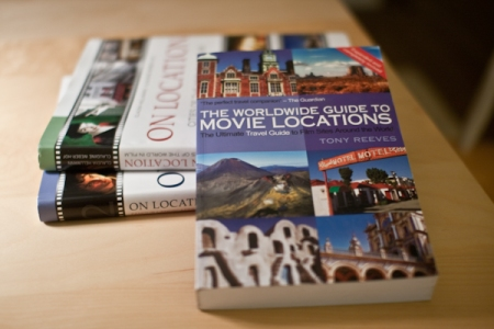 The Worldwide Guide to Movie Locations book