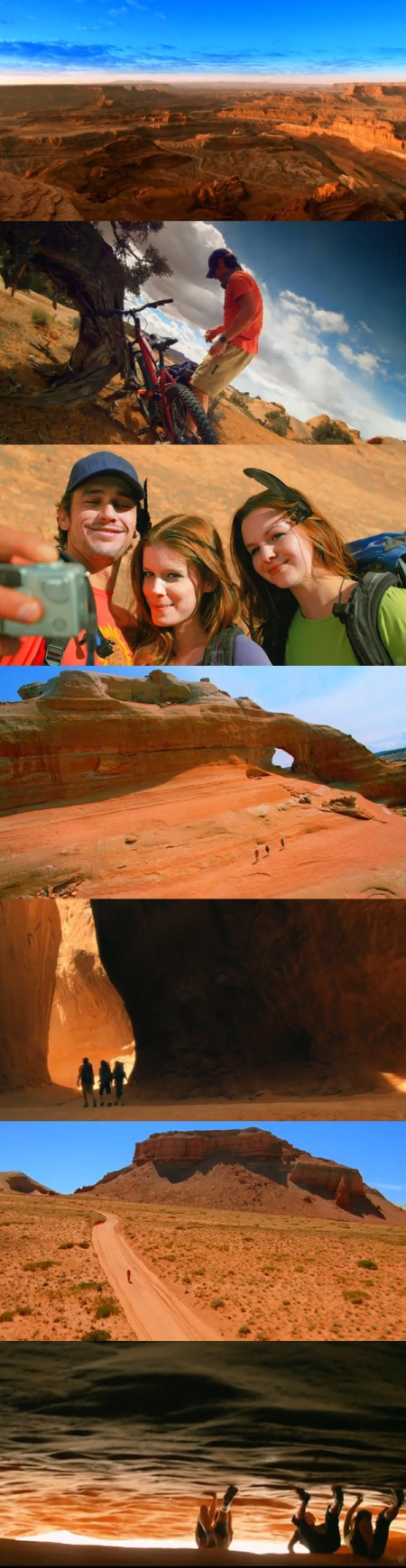 127 Hours Filmed On Location in Utah
